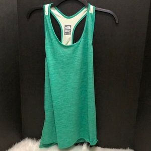 Ladies, north face flag dry active wear tank